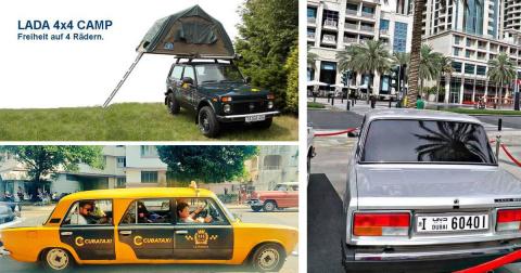 Популярнее, чем в России: как отечественный автопром завоевал заграницу