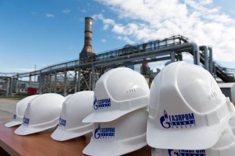 """""""Газпром"""" подкрался незаметн…"""
