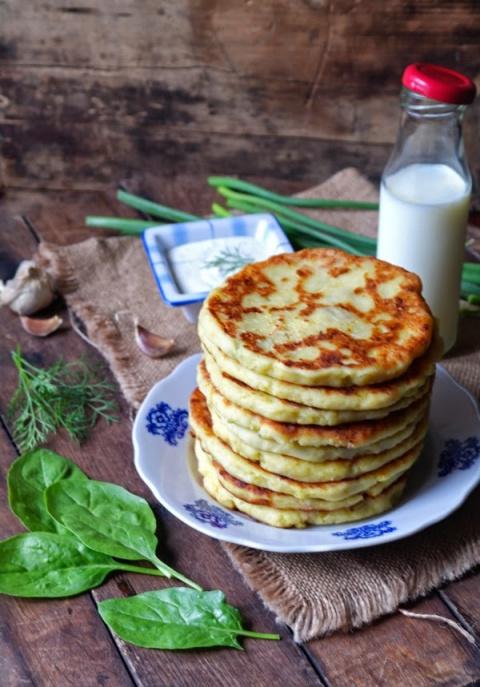 Лепешки на любой вкус. TALVI — финские лепешки из картофельного теста