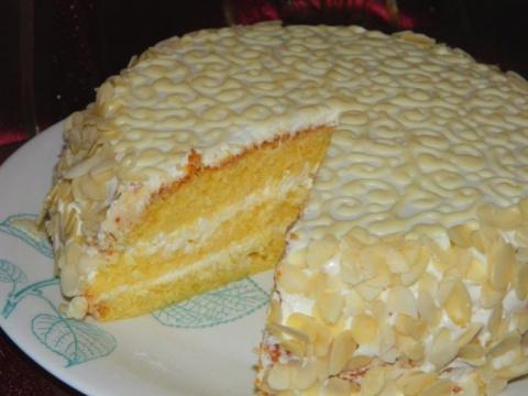 Шикарный торт «Ожидание» с н…