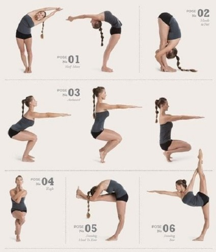 Эти упражнения помогут тебе …