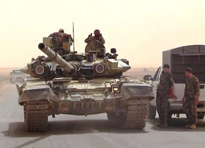 Успехи Сирийской армии в Але…