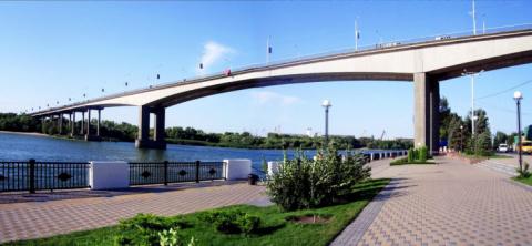 Мост, реконструированный на …