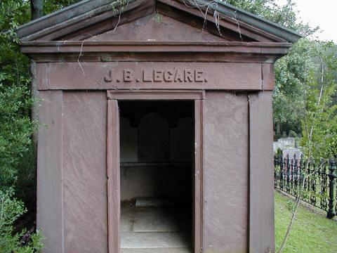 Жуткая история из Южной Каролины о девочке, заживо захороненной в склепе