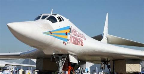 Российские бомбардировщики в…