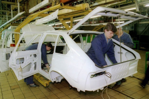 1986 год для Советского автопрома