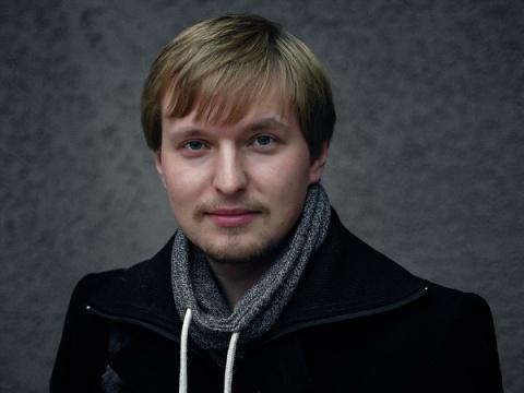 Антон Ромашкин