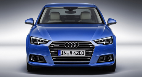 Новую Audi A4 можно будет за…