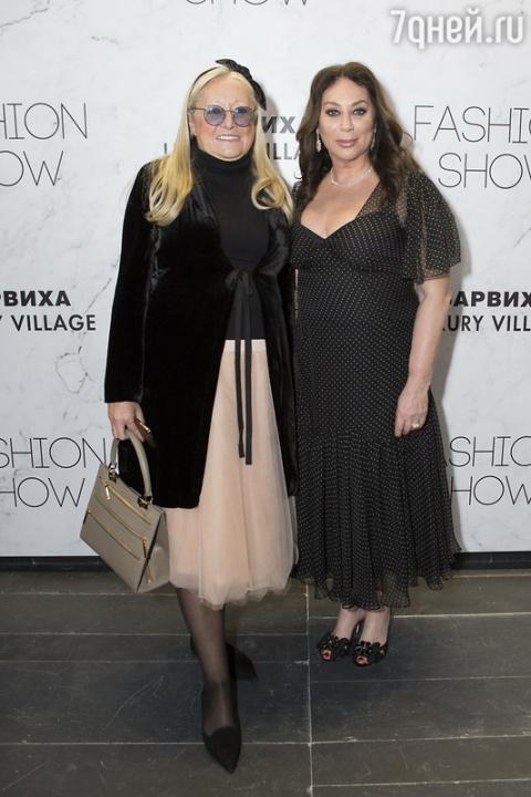 Яна Рудковская, Татьяна Миха…