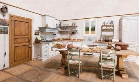 Чего в Роcсии не купить или какой должна быть кухня в частном доме