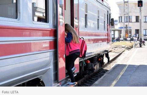 Латвийскую железную дорогу о…