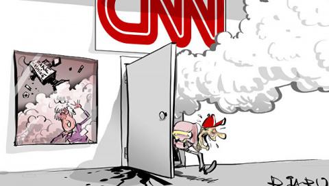 """""""Это бизнес"""": опубликованы признания продюсера CNN о раздувании темы России"""