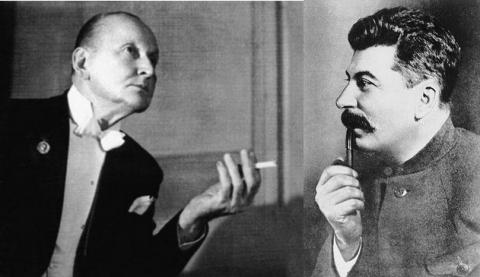 Александр Росляков. Они сражались за Сталина. И бард Вертинский бил его врагов!