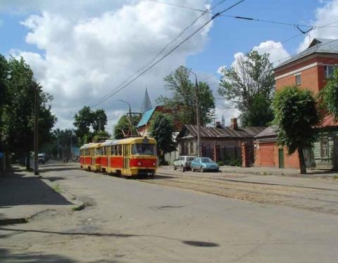 Трамвайчик:-D