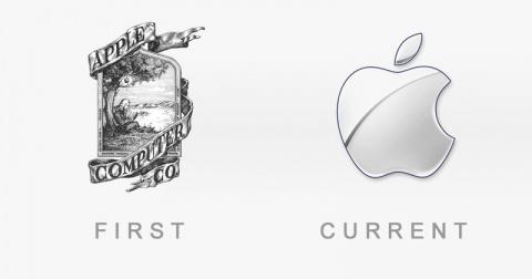50 логотипов всемирно извест…