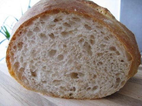 Хрустящий и вкусный хлеб без…