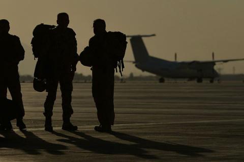 СМИ: США закрыли одну из двух своих баз на юге Сирии