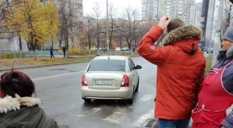 В Киеве неизвестные похитили…
