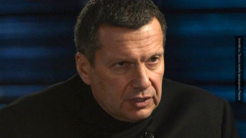 Соловьев осудил Навального: …