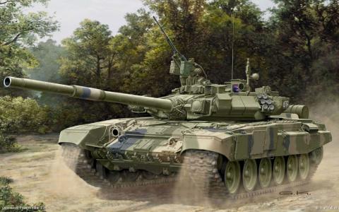 Т-90 — двадцать пять лет спустя