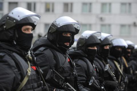 ВМоскве задержаны четверо ч…