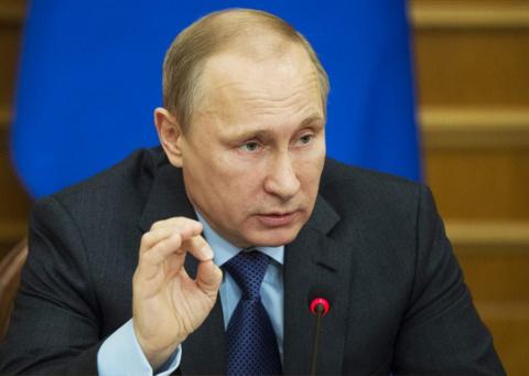 Путин пообещал «наказать» Лаврова