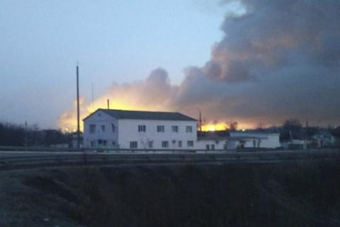 Украина просит помощи НАТО в ликвидации последствий взрывов под Харьковом