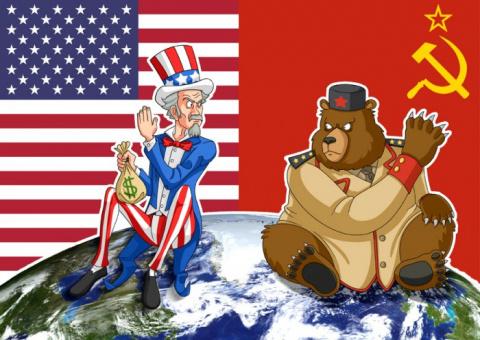 Кто пойдет в бой с Америкой, а кто — с Россией.