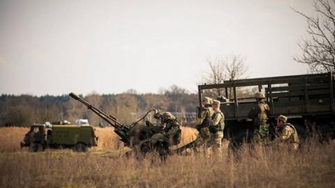 ДНР и ЛНР, хроника событий: …