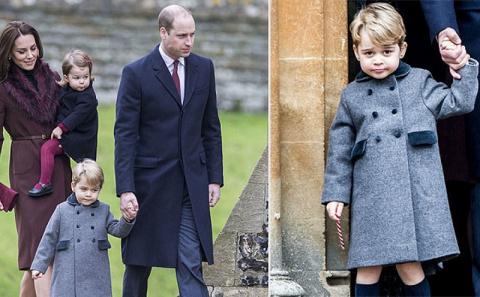 Вот почему ты никогда не увидишь маленького принца Джорджа в брюках