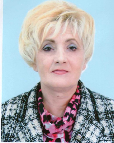 Галина Довженко (личноефото)