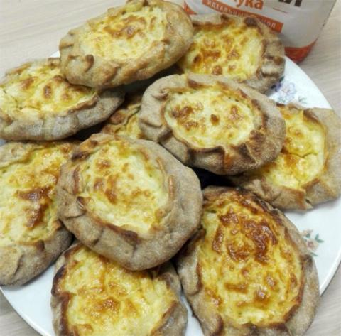 Калитки (карельские пирожки)…