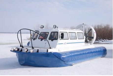Музей «Кижи» покупает 3 судна на воздушной подушке для туристов