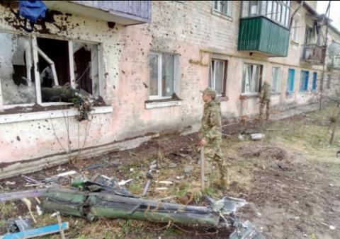 В Харьковской области взорвался  склад боеприпасов. Киев обвинил Россию, ДНР и ЛНР