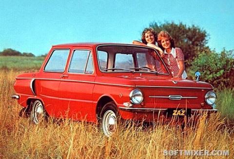 Маленький автомобиль большой страны