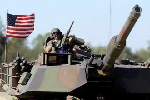 Трамп одобрил оборонный бюджет США на 2018 год
