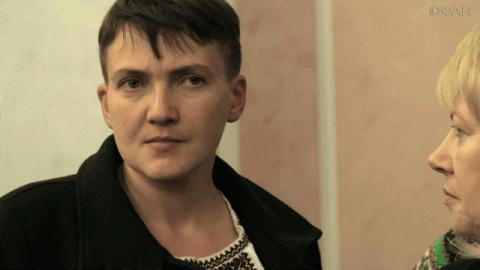 Савченко рассказала, в каких условиях живут украинские военнопленные в ДНР