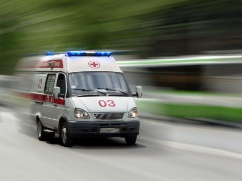 Мужчина на украинской машине разбил голову шоферу «cкорой помощи» в Крыму