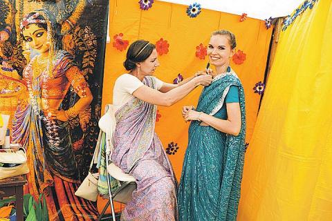 Ярмарка Delhi базар и фестиваль Вьетнамской уличной еды: яркие и вкусные многонациональные выходные