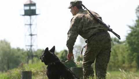 Нарушитель российской границы оказался дезертиром из «АТО»