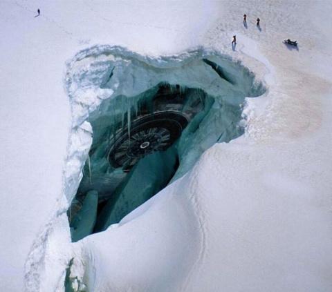 Чудовища Антарктиды — крионы