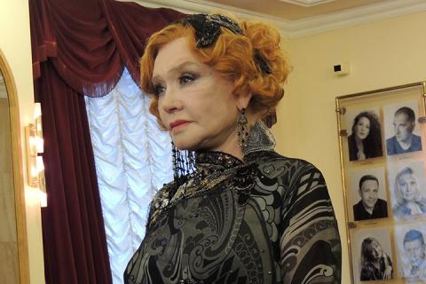 Вера Алентова: «У всех стареющих женщин есть что-то общее»