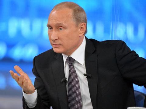 Путин пообещал россиянам пов…