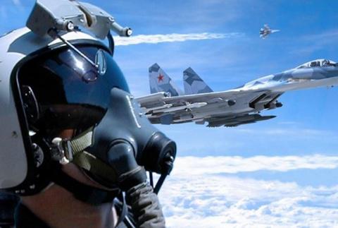 ВКС РФ внушают страх: воздуш…