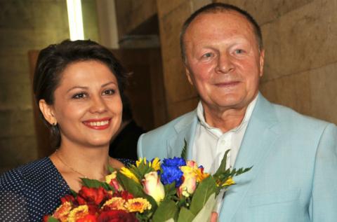 Борис Галкин первый раз стал отцом. 70-летний актер безумно рад