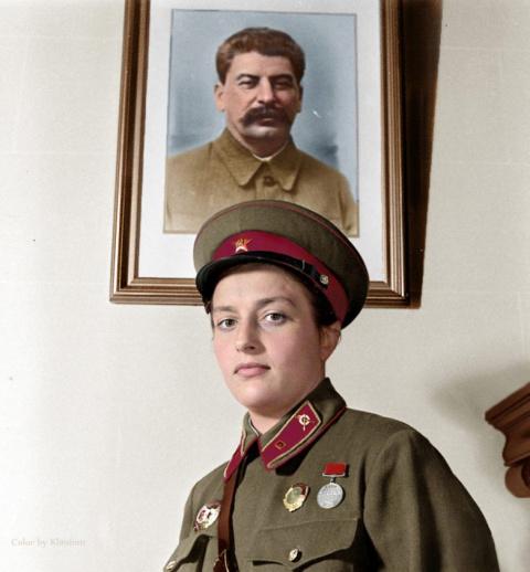 Людмила Михайловна Павличенко