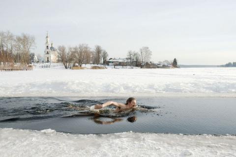 Красота русской зимы в фотог…