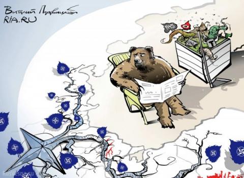 Лавров: страны НАТО должны п…