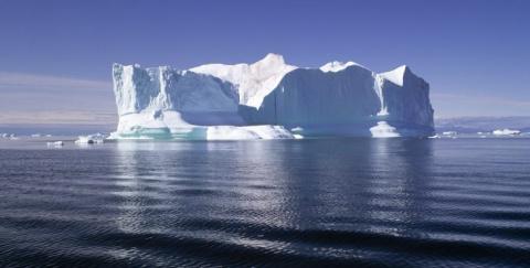 В Антарктиде откололся айсбе…