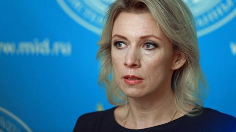 Захарова заявила, что США в …